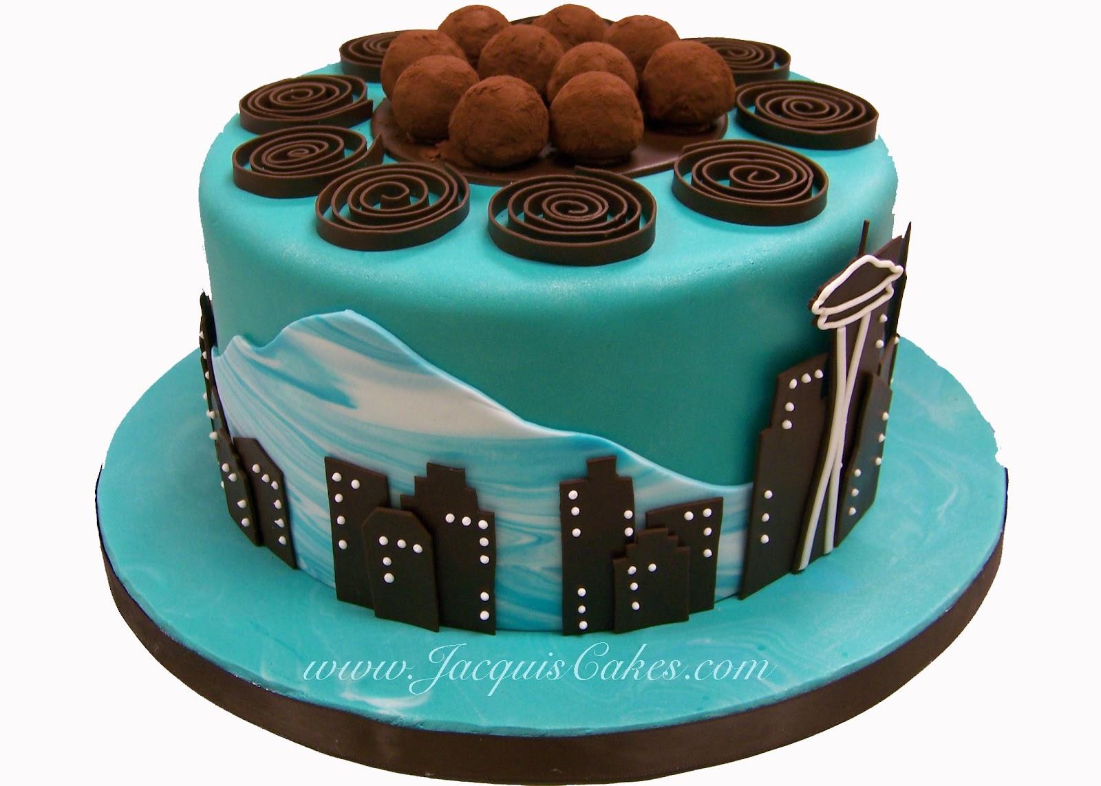 Birthday Cakes Seattle Downtown