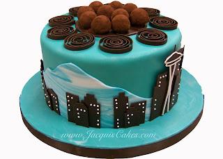 Birthday Cakes Seattle Wa
