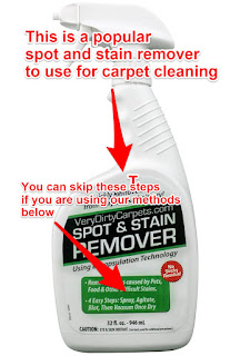 The Mother Of All Diy Carpet Cleaning Guides Or How To