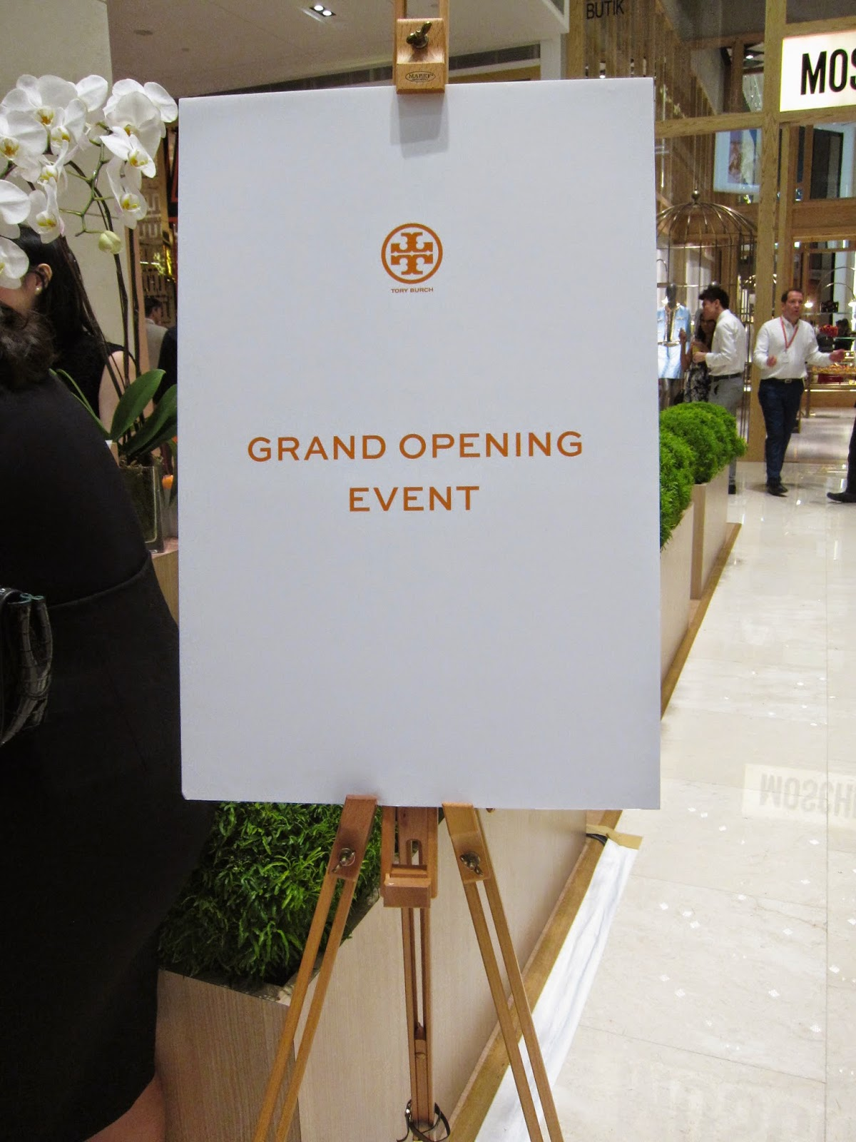 Event Post: Tory Burch Store Launch @ Pavilion KL