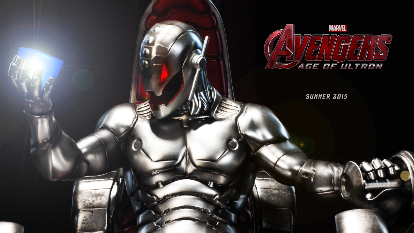 Age Of Ultron Poster Wallpaper