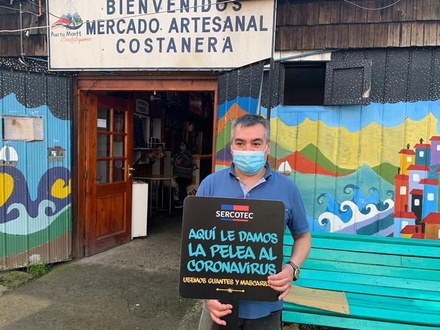 Convocatoria : Kit de sanitizacion para ferias libres