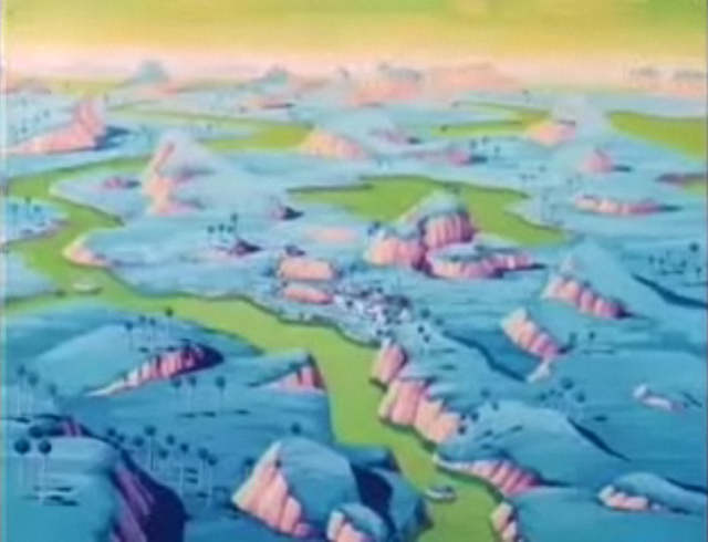real life planet namek