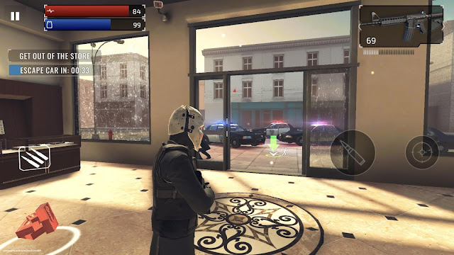 Download Armed Heist Mod cho Android