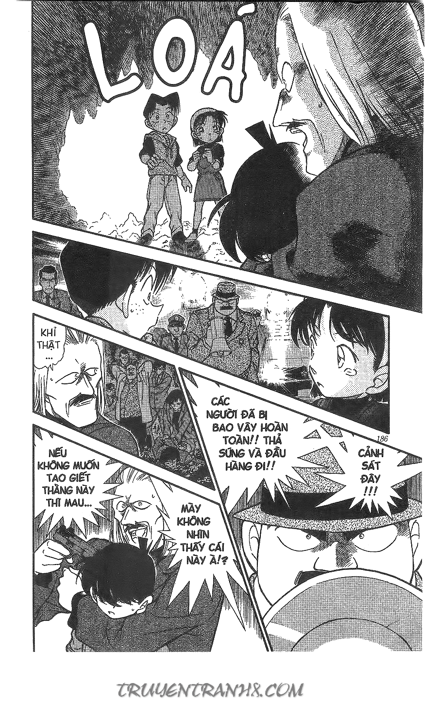 Detective Conan Chap 253 - Truyen.Chap.VN