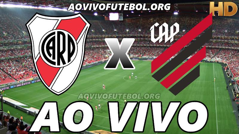 River Plate x Atlético Paranaense Ao Vivo HDTV