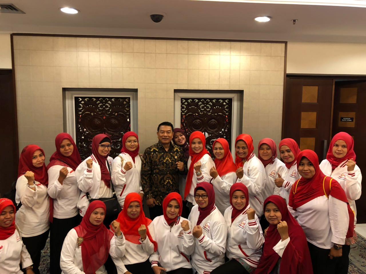 Mantab SDN Cemara Dua Surakarta Raih The Best Performance