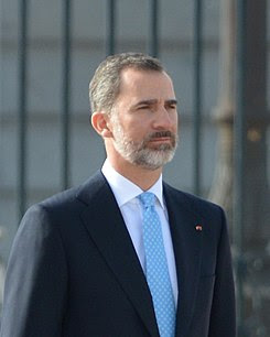 Reyes de Aragón , Reyes de Cataluña, Felipe VI