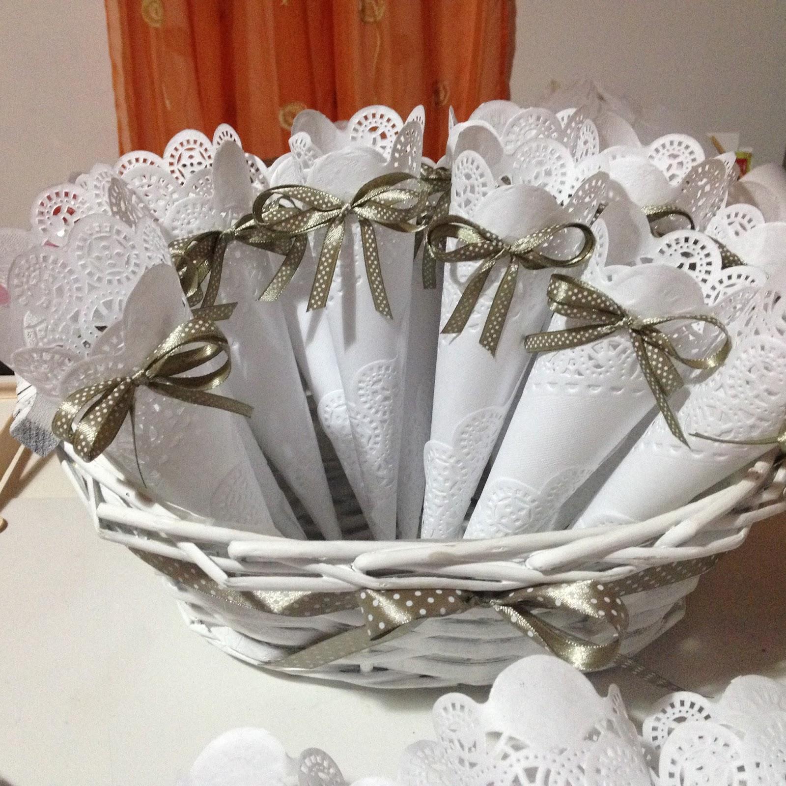 bomboniere matrimonio e porta confetti confettata