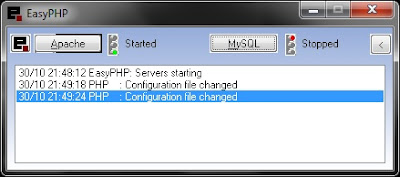 5.3.3.1 TÉLÉCHARGER EASY PHP