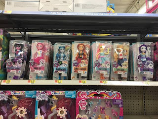Store Finds: Equestria Girls & Pirate Ponies at Walmart