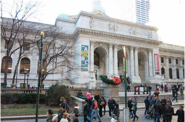 New York :: New York Public Library