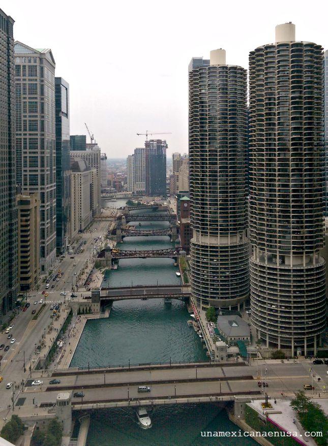 Un paseo por Chicago a bordo del autobús de dos pisos by www.unamexicanaenusa.com