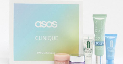 ASOS Clinique Beauty Box