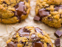 Best Ever Chocoláte Chunk Cookies