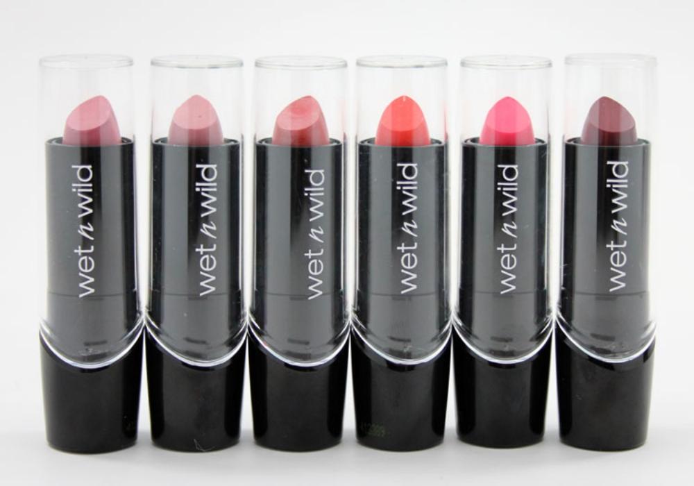 """Wet n Wild """"Silk Finish"""" Lipstick"""