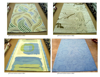 hand-tufted rugs
