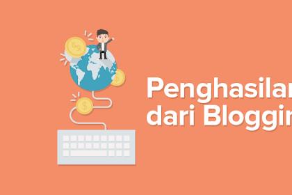 Cara Menghasilkan Uang dari Blog Yang Perlu Diketahui