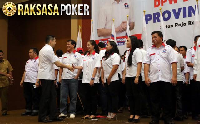 Terbentuknya DPW Dan DPC Partai Di Semarang Dan Surakarta