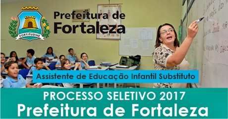 Apostila Prefeitura de Fortaleza 2017
