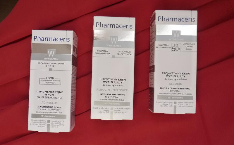 Pharmaceris W - Depigmentacyjne serum na przebarwienia ACIPEEL 3X