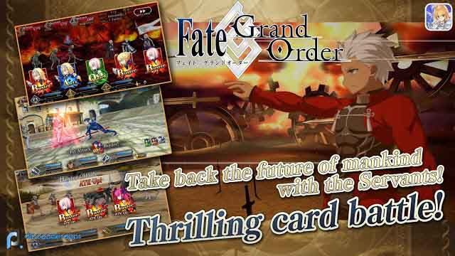 Download Fate/Grand Order MOD APK Updated
