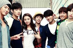 Drama Korea For You In Full Blossom