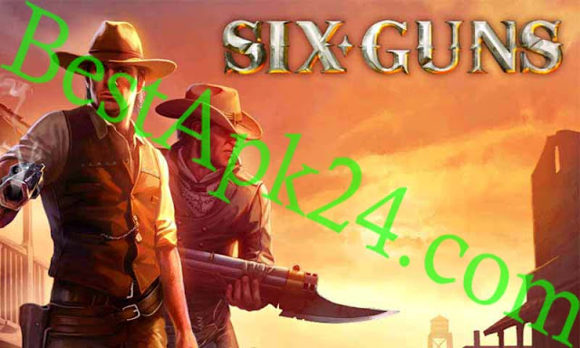 Six-Guns: Gang Showdown MOD APK (Unlimited money) v2.9.0h 1