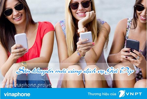 Săn khuyến mãi hot cùng Dịch vụ Giá Vip Vinaphone