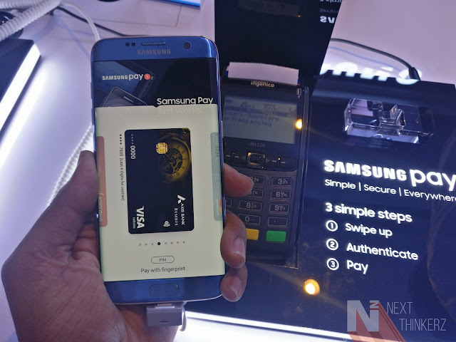 Samsung Pay India Mobile Payments