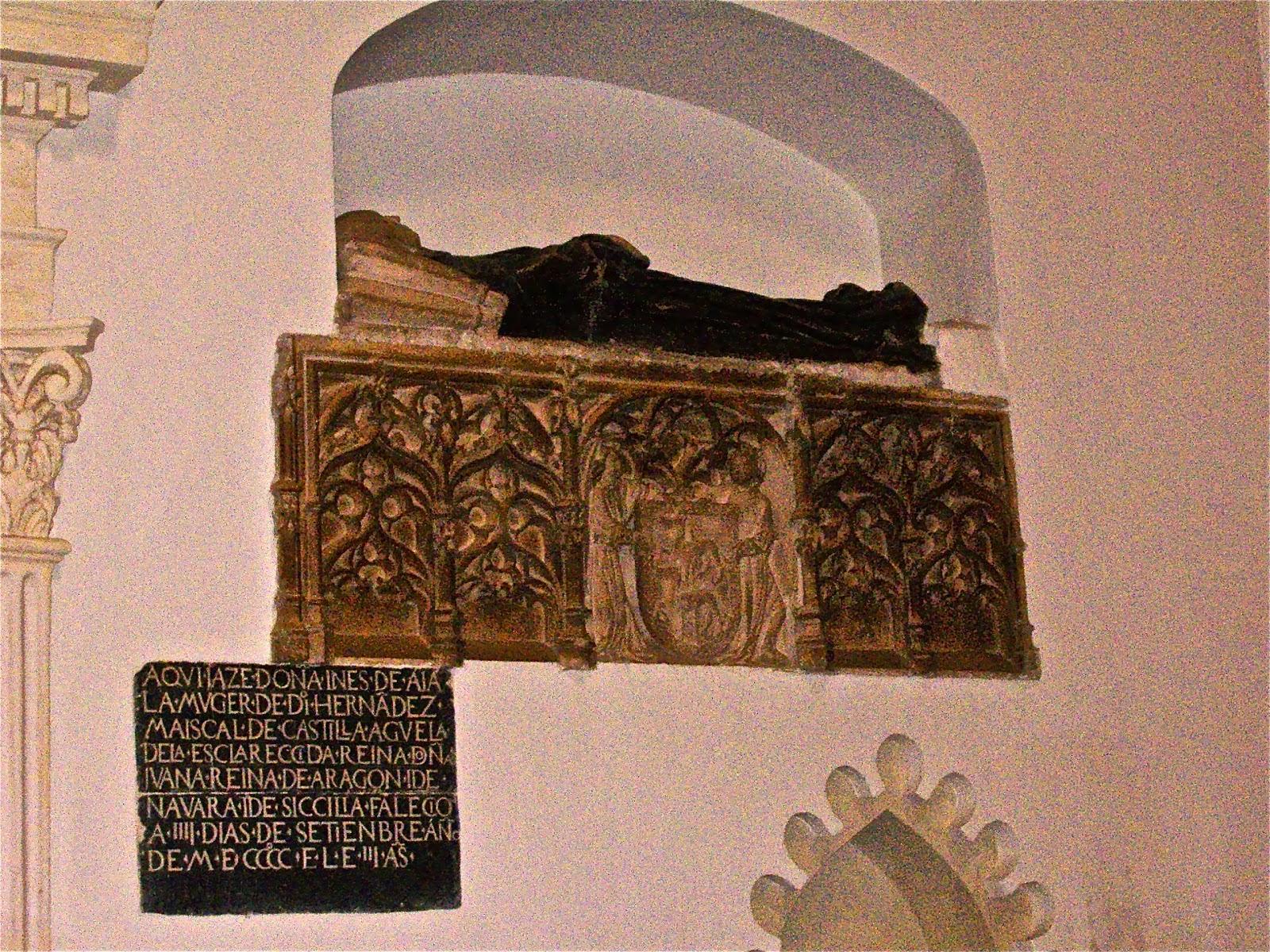 CONVENTO DE SANTA ISABEL DE LOS REYES EN TOLEDO  654e56e07809