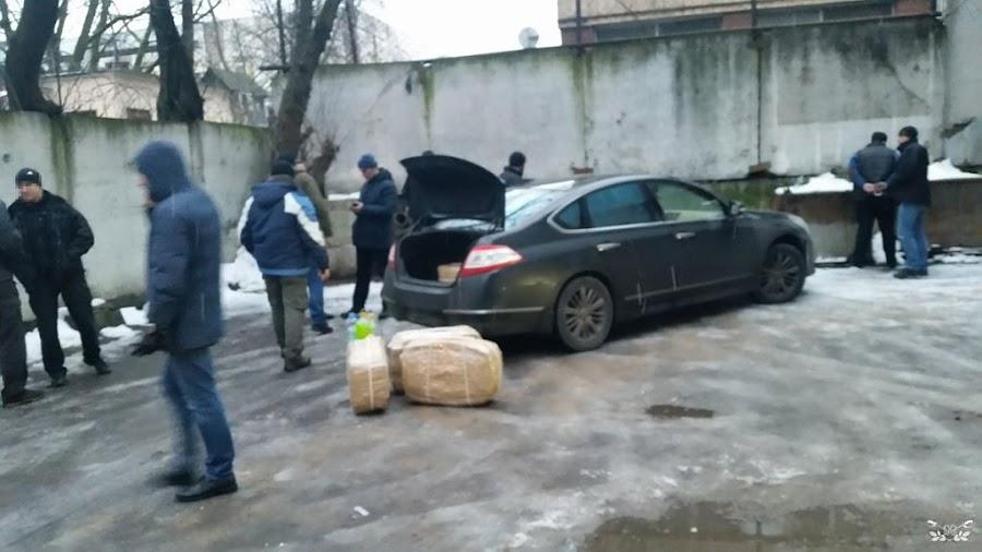 Контрабанда наркотиков из Аргентины производилась через посольство России