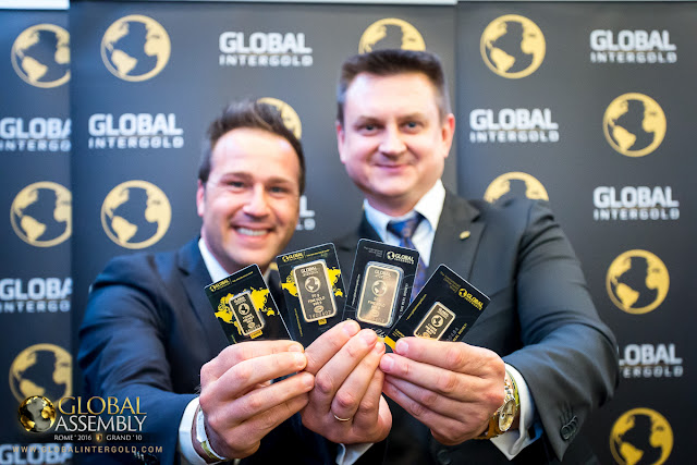 global intergold, gold, business, vacation