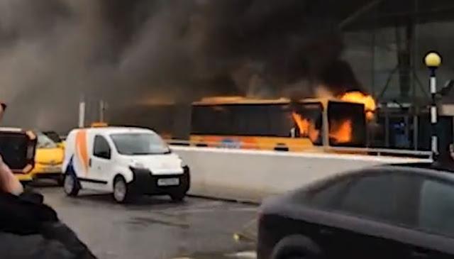 shuttle bus blaze
