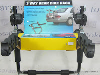 2 Alaga YT85642-3 3 Way Rear Bike Rack