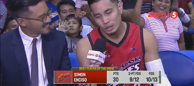 Alaska Aces def. TNT KaTropa, 125-96 (REPLAY VIDEO) Simon Enciso 9/12 3PTS