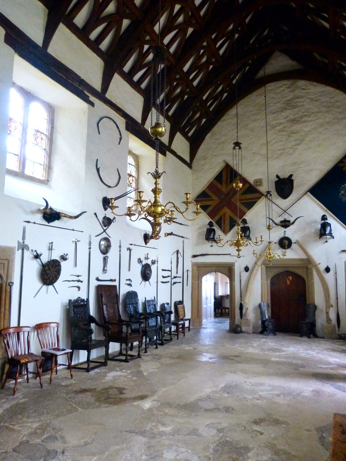 The Hall, Cotehele