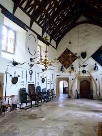 The Hall, Cotehele