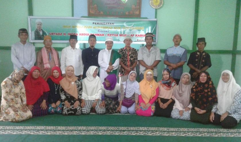 100 Orang Jamaah Hadir Peringati Isra'  Mi'raj di Kapuas Hulu