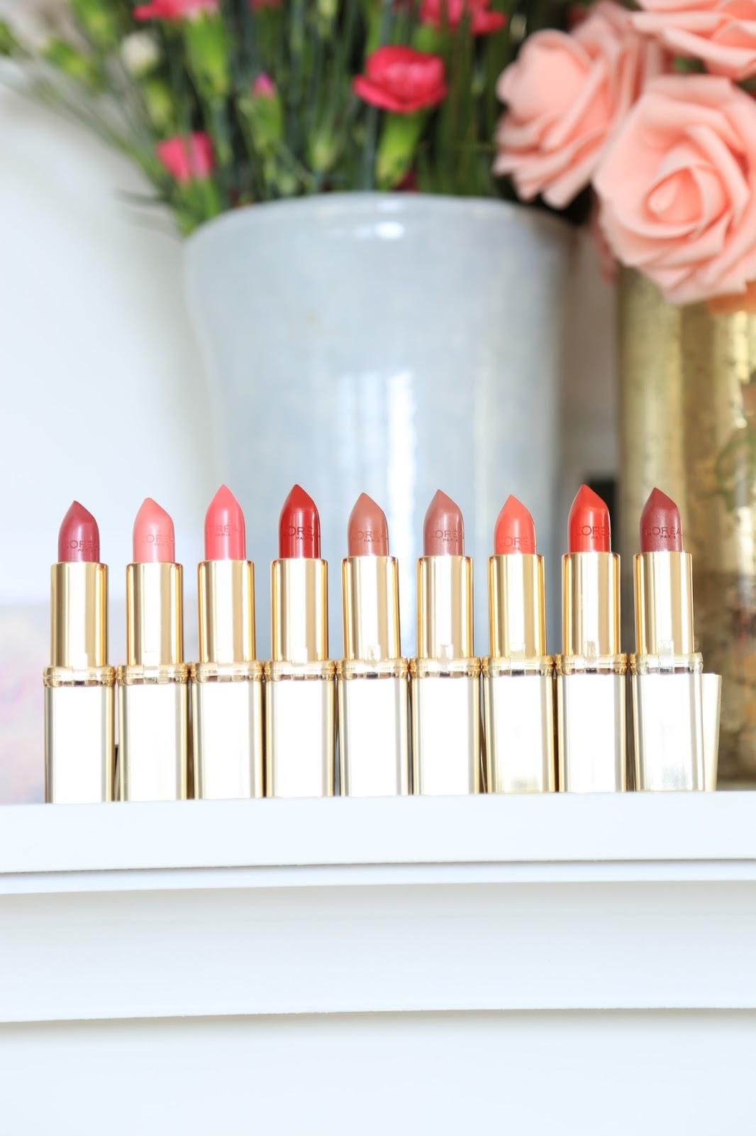 Beauty Blogger Frankfurt - LÓreal - L´Oréal Paris - Lippenstifte - Fashionstylebyjohanna