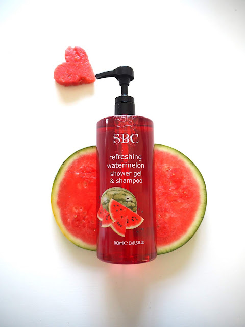 SBC Gels Brand New Watermelon & Coconut & Plumeria ranges. QVC TSV