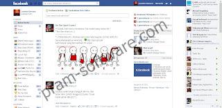 Tampilan Lama Facebook