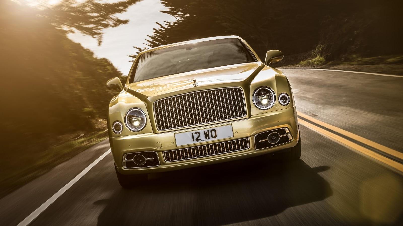 Bản này có nhiều nét khá giống Rolls Royce