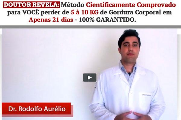 curso emagrecimento de 21 dias com dr rodolfo aurélio