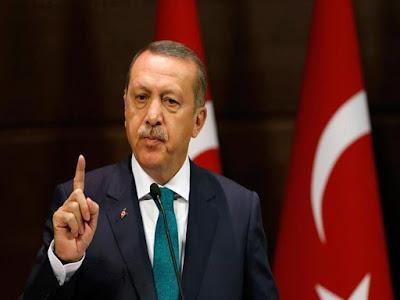 رجب طيب أردوغان, قضية خاشقجي, القنصلية السعودية,