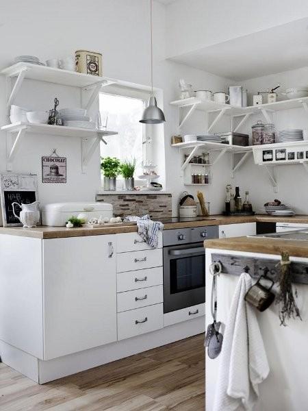 Atmosfere nordiche in cucina blog di arredamento e interni dettagli home decor - Cucine stile scandinavo ...