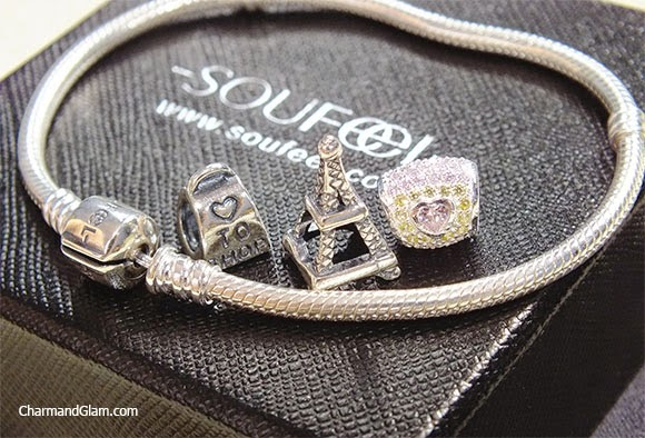 Love Shopping by Ara: Soufeel Charms
