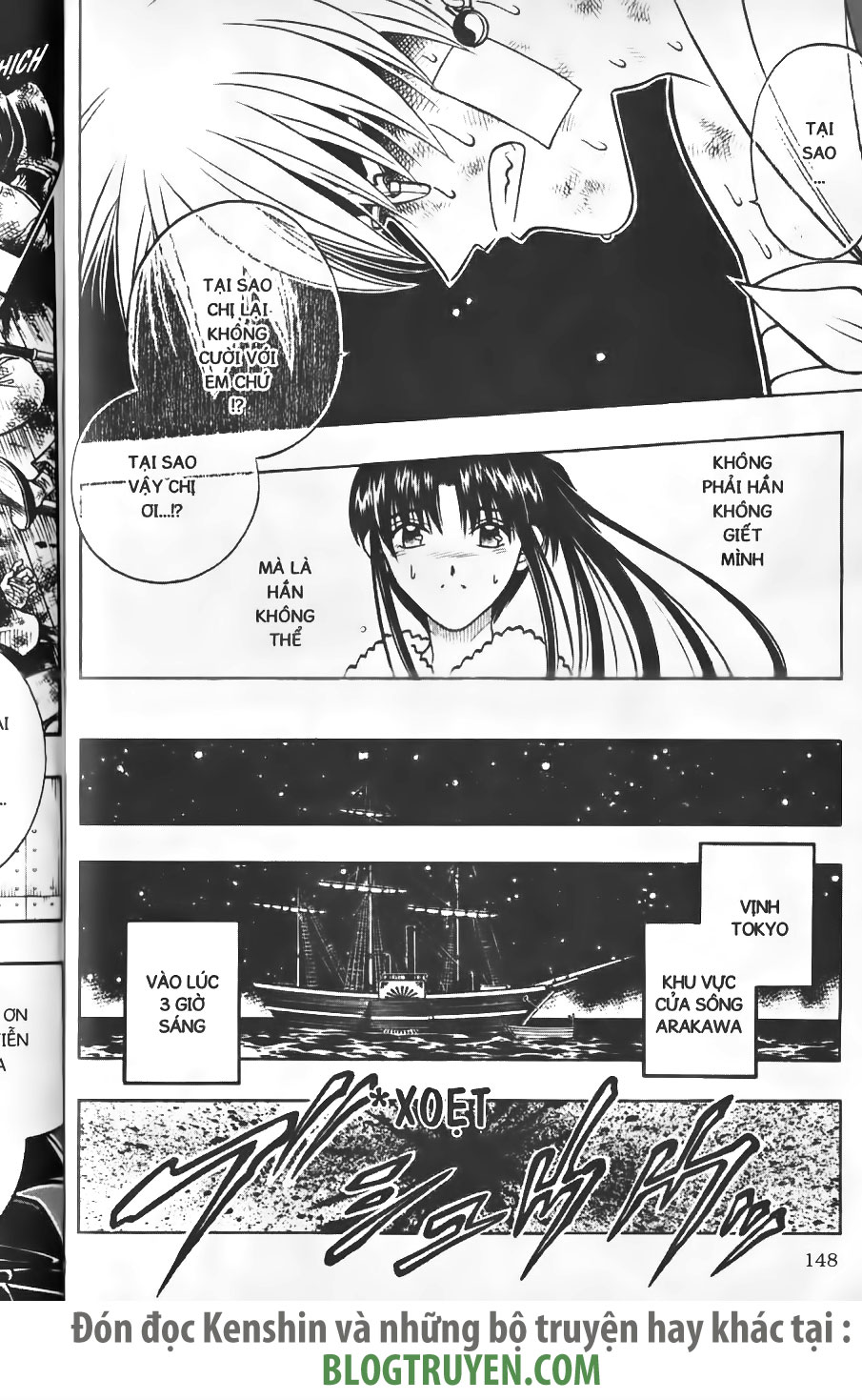 Rurouni Kenshin chap 214 trang 18
