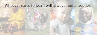 Whoever Cares To Learn Will Always Find A Teacher - Lifelong learning African Proverb