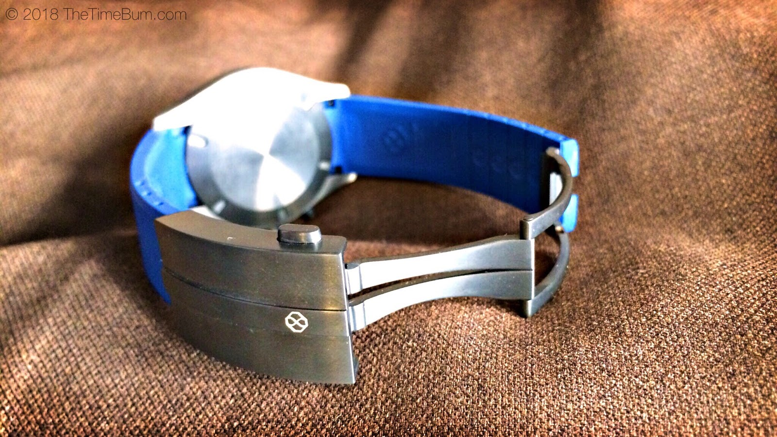 Bruggler Chronograph clasp